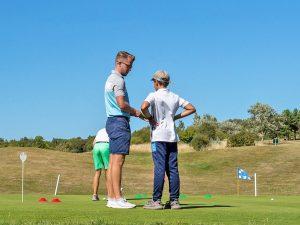 Campamento de verano de inglés y golf en Inglaterra de Nike 14