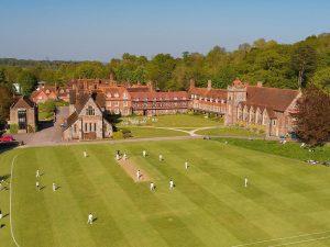 Campamento de verano de inglés y golf en Inglaterra de Nike 16