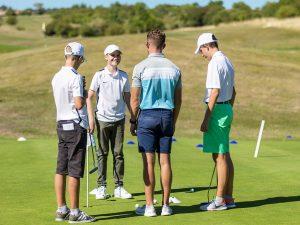Campamento de verano de inglés y golf en Inglaterra de Nike 17