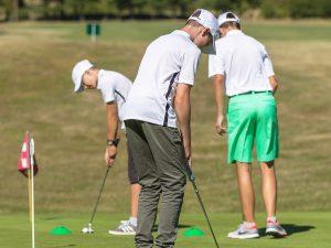 Campamento de verano de inglés y golf en Inglaterra de Nike 19
