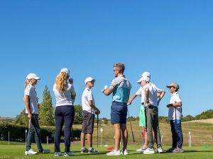 Campamento de verano de inglés y golf en Inglaterra de Nike 3