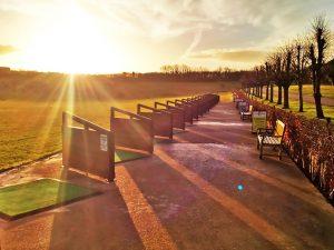 Campamento de verano de inglés y golf en Inglaterra de Nike 9