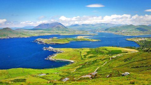 Curso de inglés en Irlanda para padres e hijos durante las vacaciones familiares
