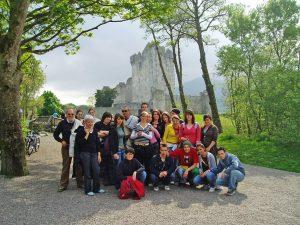 Curso de inglés en Irlanda para padres e hijos durante las vacaciones familiares 1