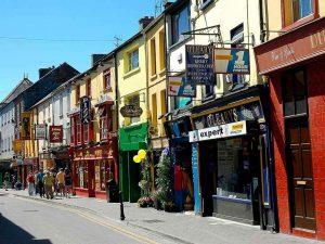 Curso de inglés en Irlanda para padres e hijos durante las vacaciones familiares 12
