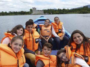 Curso de inglés en Irlanda para padres e hijos durante las vacaciones familiares 14