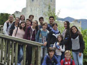 Curso de inglés en Irlanda para padres e hijos durante las vacaciones familiares 17