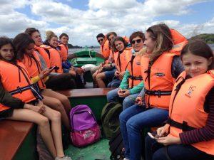 Curso de inglés en Irlanda para padres e hijos durante las vacaciones familiares 3