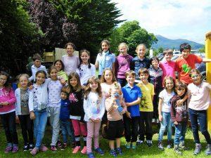 Curso de inglés en Irlanda para padres e hijos durante las vacaciones familiares 7