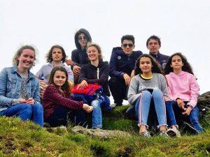 Curso de inglés en Irlanda para padres e hijos durante las vacaciones familiares 9