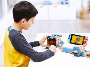 Curso de verano de inglés y videojuegos Nintendo LABO en Inglaterra 2
