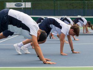 Campamento de verano de inglés y tenis de Nike en Inglaterra 11