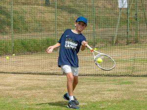 Campamento de verano de inglés y tenis de Nike en Inglaterra 12