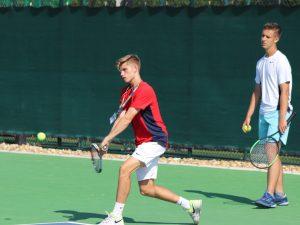 Campamento de verano de inglés y tenis de Nike en Inglaterra 14