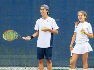Campamento de verano de inglés y tenis de Nike en Inglaterra 19