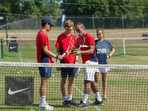 Campamento de verano de inglés y tenis de Nike en Inglaterra 3