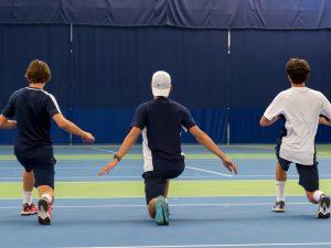 Campamento de verano de inglés y tenis de Nike en Inglaterra 5