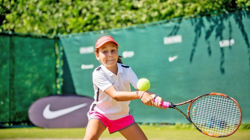 Campamento de verano de inglés y tenis de Nike en Inglaterra