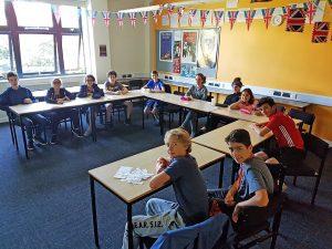 Curso de verano de inglés y creación de videojuegos en Inglaterra 6