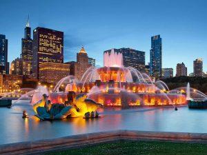 Curso de verano de inmersión en casa del profesor en Chicago 2