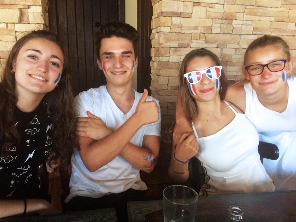 Curso de verano de inmersión en familia francesa 8