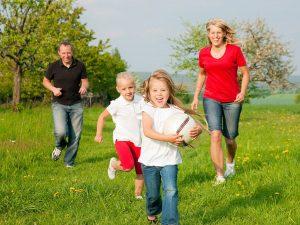 Curso de verano de inmersión en familia irlandesa 10