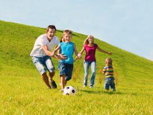 Curso de verano de inmersión en familia irlandesa 17