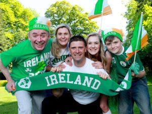 Curso de verano de inmersión en familia irlandesa 19