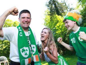 Curso de verano de inmersión en familia irlandesa 2
