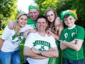 Curso de verano de inmersión en familia irlandesa 7