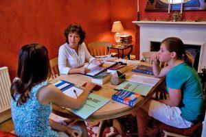 Inmersión de inglés en casa del profesor en España 3