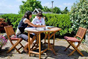 Inmersión de inglés en casa del profesor en España 4