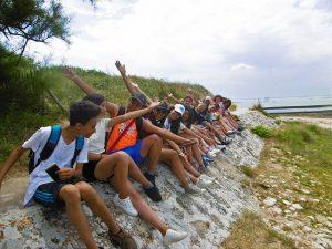 Campamento de verano de francés y catamarán o windsurf en La Rochelle, Francia 13