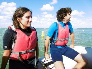 Campamento de verano de francés y catamarán o windsurf en La Rochelle, Francia 8
