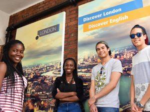 Curso de verano de inglés en Londres para adolescentes 1