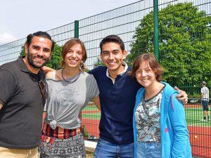 Curso de verano de inglés en Londres para adolescentes 12