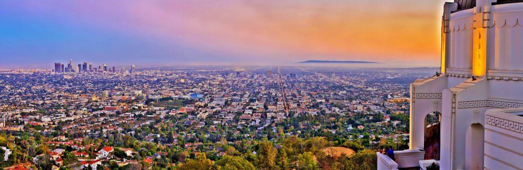 Campamento de verano en Los Ángeles con curso de inglés para adolescentes