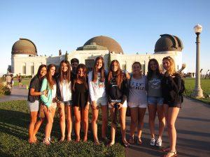 Curso de verano en Los Ángeles de inglés 12