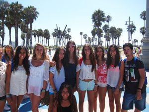 Curso de verano en Los Ángeles de inglés 15