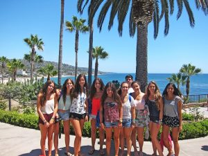 Curso de verano en Los Ángeles de inglés 4