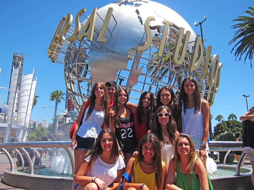 Curso de verano en Los Ángeles de inglés 6