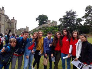 Curso de verano de inglés en Lucton en internado 10