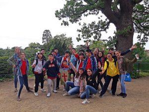 Curso de verano de inglés en Lucton en internado 19