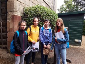 Curso de verano de inglés en Lucton en internado 5