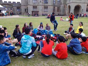 Curso de verano de inglés en Lucton en internado 7