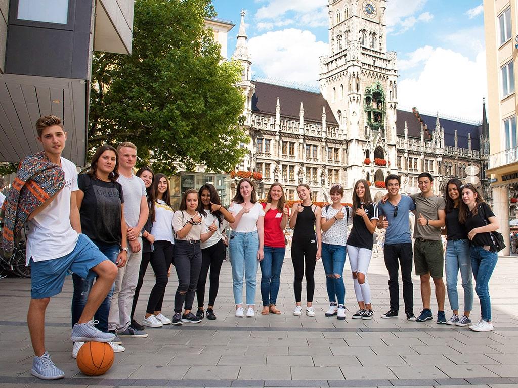 Curso de verano de alemán en Múnich 1