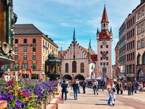 Curso de verano de alemán en Múnich 10
