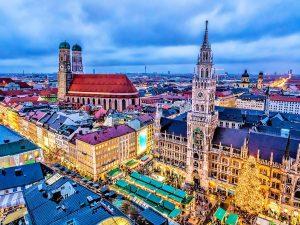Curso de verano de alemán en Múnich 13