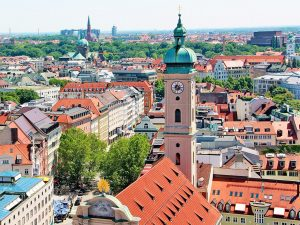 Curso de verano de alemán en Múnich 20