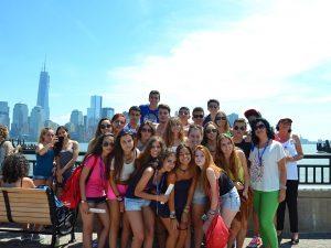 Curso de verano en Nueva York de inglés 1